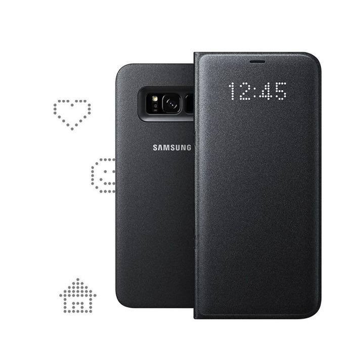 cheap sale look out for wide varieties Samsung ETUI LED VIEW COVER NOIR POUR GALAXY S8 PLUS sur  https://www.ascendeo.fr