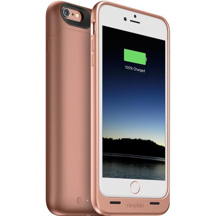 coque batterie iphone 6 rose