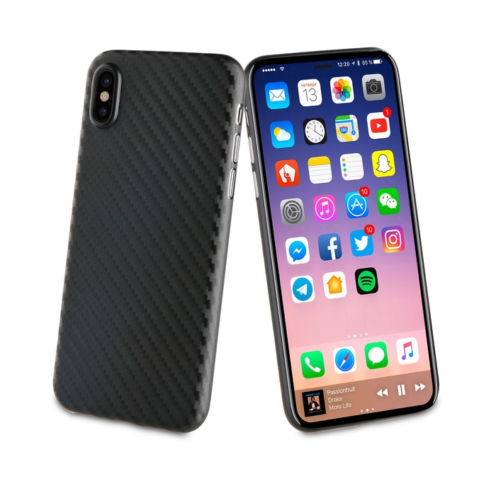 iphone xs coque noir