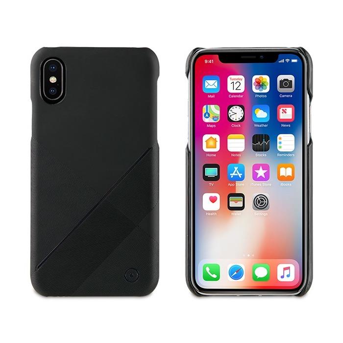 coque noire apple iphone x
