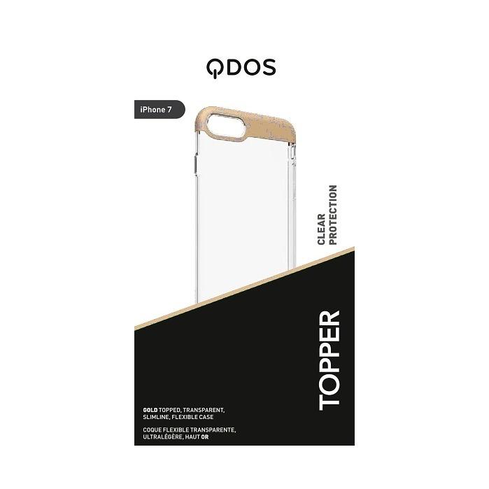 coque iphone 7 qdos