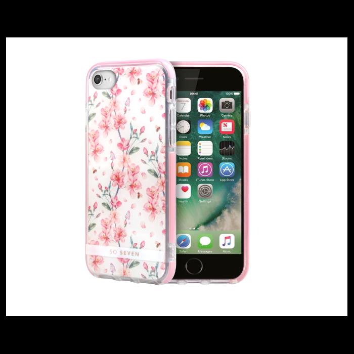 coque iphone 8 fleur de cerisier