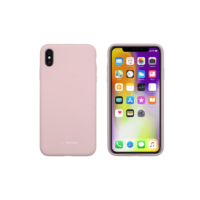 coque iphone xs max logo apple