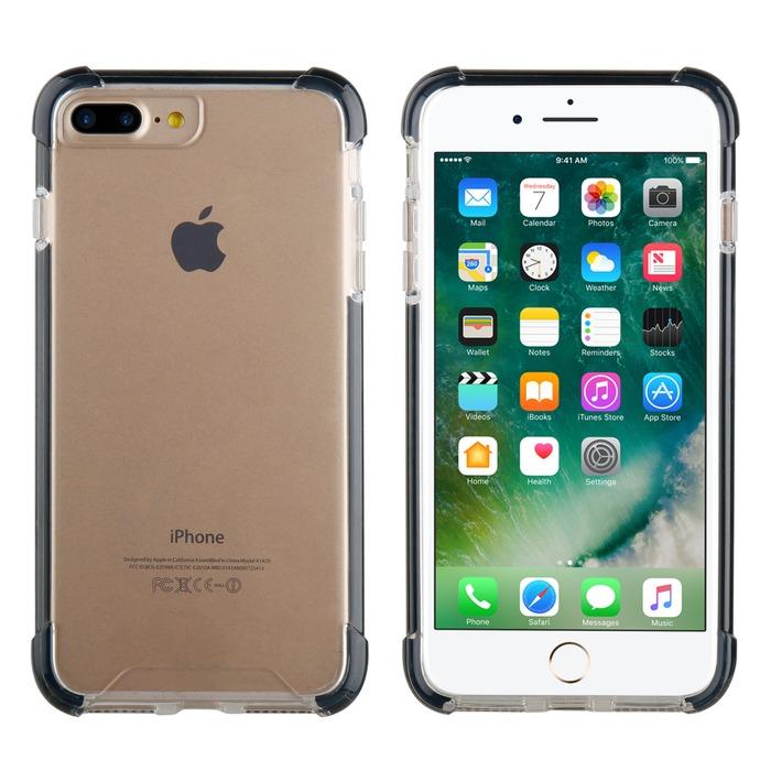 muvit tiger case protection renforcee 3m noire pour iphone 8 48649