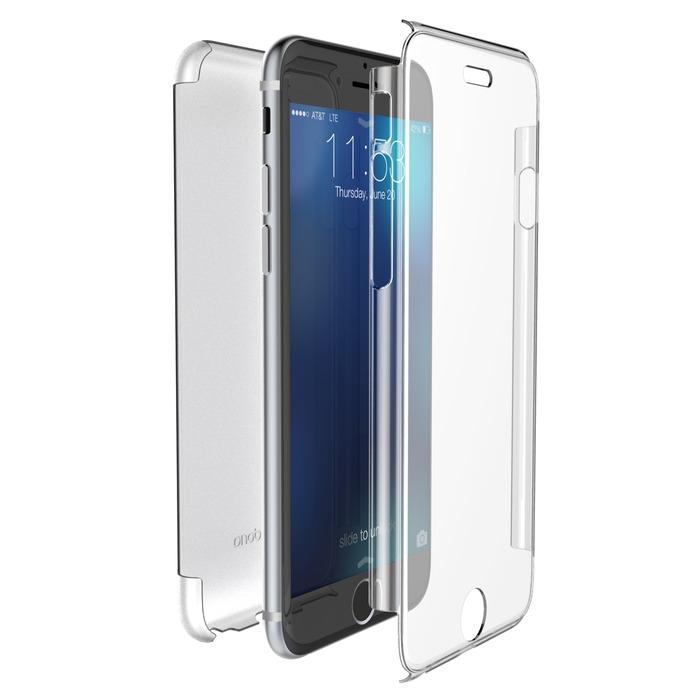 xdoria coque protection defense 360 transparent apple iphone 66s 28930