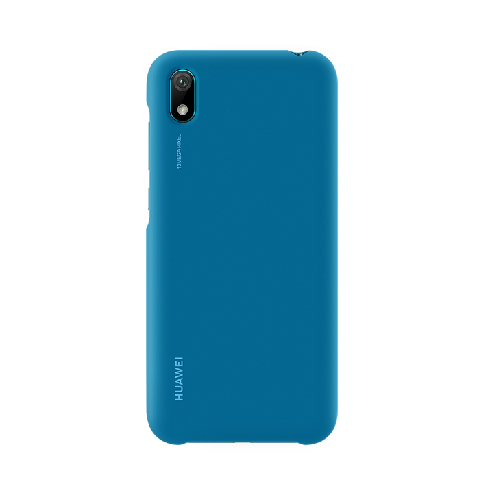 Huawei COQUE ARRIERE BLEUE HUAWEI Y5 2019 sur https://www.ascendeo.fr