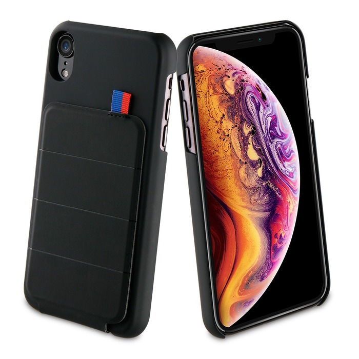 coque iphone xr card holder