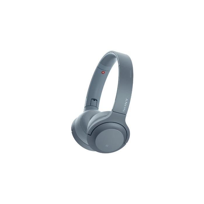 casque audio bluetooth sony bleu