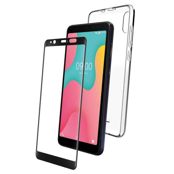 timeless design a few days away fresh styles Wiko PACK COQUE FLEXIBLE + VERRE TREMPE: WIKO Y60 sur  https://www.ascendeo.fr