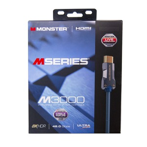 CABLE HDMI M3000 UHD 8K DOLBY VISION HDR 48GBPS 15M