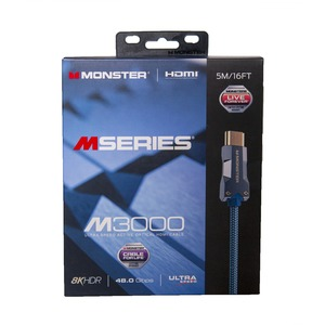 CABLE HDMI M3000 UHD 8K DOLBY VISION HDR 48GBPS 5M