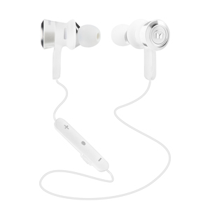 CLARITY HD ECOUTEURS INTRA SANS FIL BLUETOOTH BLANC