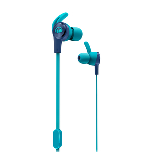 ISPORT ACHIEVE ECOUTEURS INTRA FILAIRE MIC BLEU