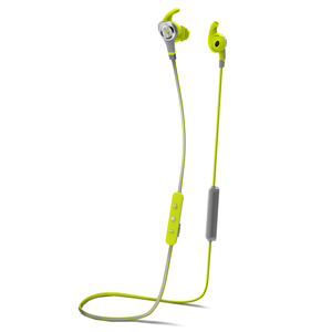 ISPORT INTENSITY ECOUTEURS INTRA SANS FIL BLUETOOTH VERT