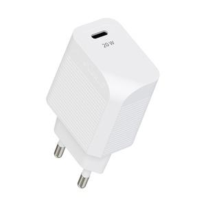 GREEN_E CHARGEUR SECTEUR 1 USB C 20W BLANC