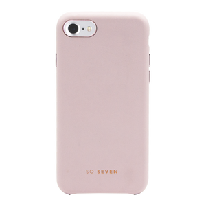 COQUE COLORS ROSE: APPLE IPHONE 6/6S/7/8