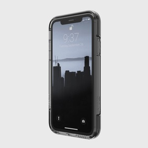 DEFENSE CLEAR FOR IPHONE 11 - BLACK