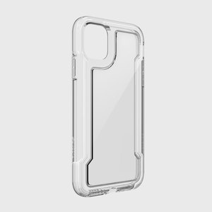 DEFENSE CLEAR FOR IPHONE 11 - WHITE