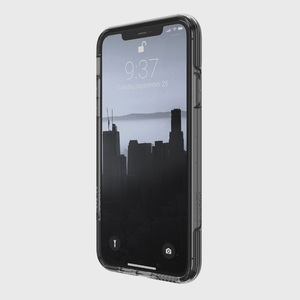 DEFENSE CLEAR FOR IPHONE 11 PRO MAX - BLACK