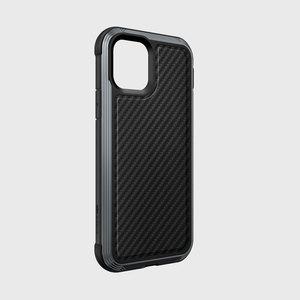 Defense Lux for iPhone 11 PRO - Black Carbon Fiber