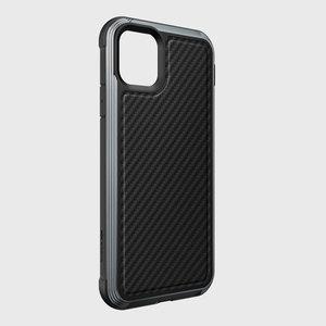 Defense Lux for iPhone 11 PRO MAX - Black Carbon Fiber