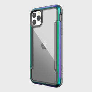 DEFENSE SHIELD FOR IPHONE 11 PRO - IRIDESCENT