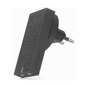 NATIVE UNION CHARGEUR SMART 2 USB ARDOISE