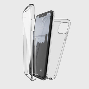 DEFENSE 360X GLASS FOR IPHONE 11 - CLEAR