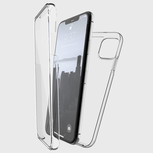 DEFENSE 360X GLASS FOR IPHONE 11 PRO MAX - CLEAR