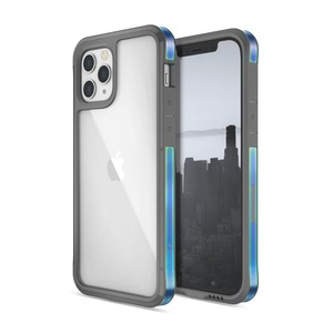 COQUE EDGE IRIDISCENT POUR IPHONE 12 PRO MAX