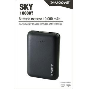 XMOOVE POWERBANK POWERGO SKY 10000 MAH TYPE C