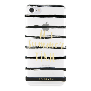 COQUE CANNES ITS SUMMER TRANSPARENT: APPLE IPHONE 6/6S/7/8