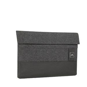 LANTAU Sleeve premium gris chiné 15.6