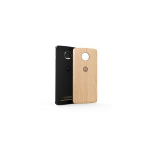 MODS cache-batterie style bois washed oak pour Moto Z/Z2/Z3 Play V2