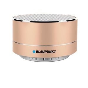 MINI SPEAKER BT BLP3100 PINK GOLD