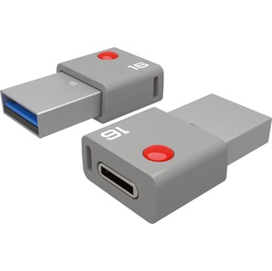 USB3.1 DUO USB-C  T400 16GB