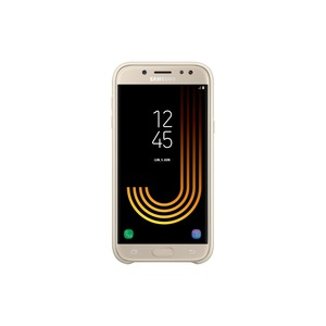 COQUE DOUBLE PROTECTION GOLD POUR GALAXY J5 2017