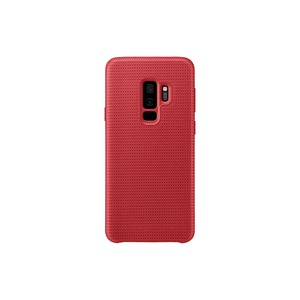 COQUE HYPERKNIT ROUGE POUR SAMSUNG S9+