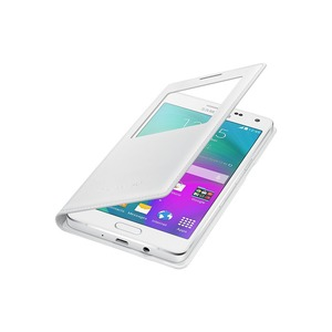 ETUI S VIEW COVER BLANC SAMSUNG GALAXY A5