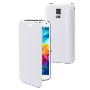 PROTECTION EASY FOLIO BLANCHE GALAXY S5 MINI
