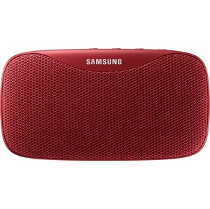 ENCEINTE LEVEL BOX SLIM ROUGE