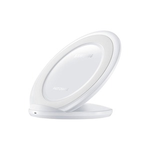 PAD INDUCTION STAND CHARGE RAPIDE BLANC