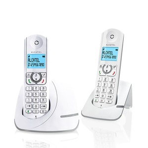 DECT F390 DUO GREY