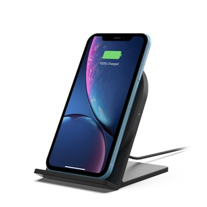 CHARGEUR INDUCTION STAND 5W CABLE MICROUSB NOIR
