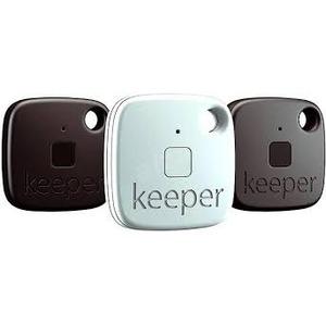 KEEPER SET 3 PRODUITS : 2 NOIR ET 1 BLANC