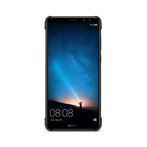 COQUE ARRIERE NOIRE HUAWEI MATE 10 LITE 2017
