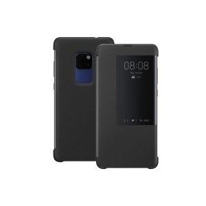ETUI SMART VIEW FLIP NOIR HUAWEI MATE 20