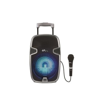 TROLLEY KARAOKÉ LUMINEUX BLUETOOTH– 8''