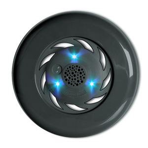 FRISBEE SPEAKER LUMINEUX BLACK