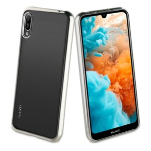 PP COQUE BLING ARGENT: HUAWEI Y6 2019